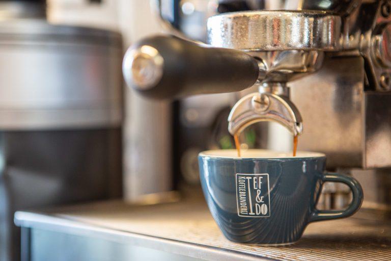 Koffie-Vergaderlocatie