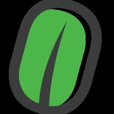 locatie middenin het groen